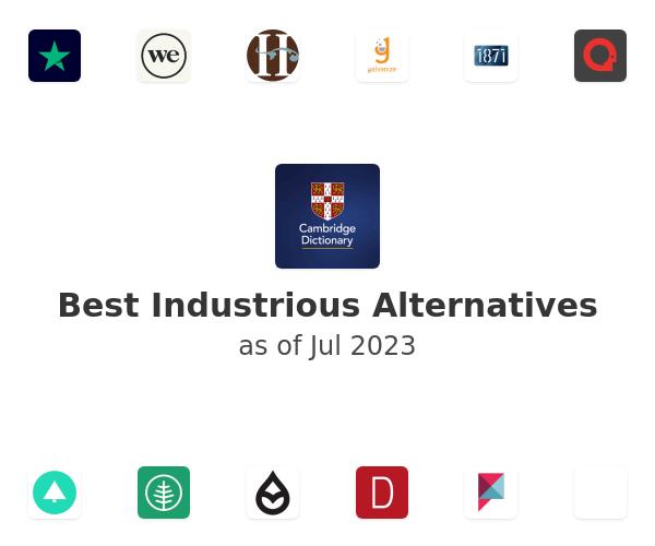Best Industrious Alternatives