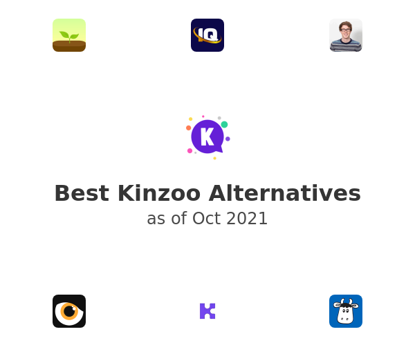 Best Kinzoo Alternatives