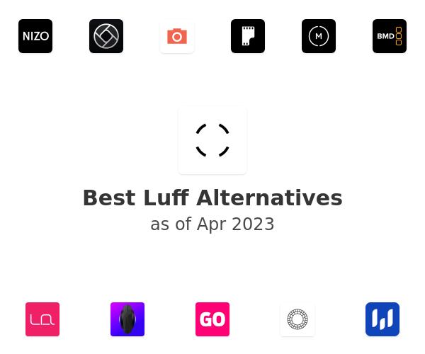 Best Luff Alternatives