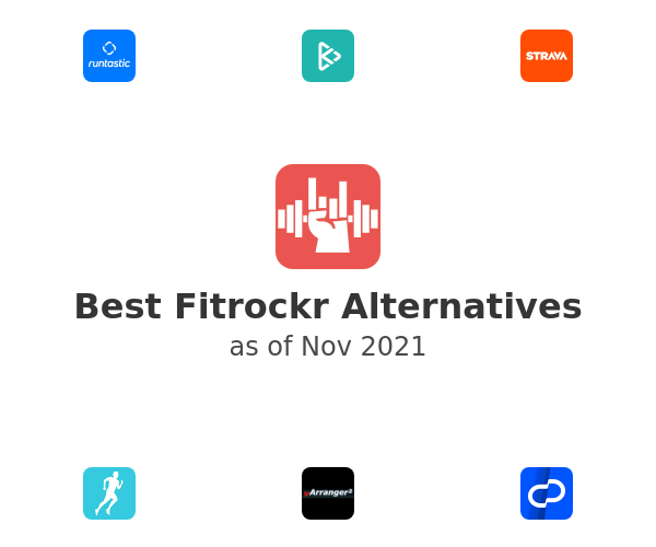 Best Fitrockr Alternatives