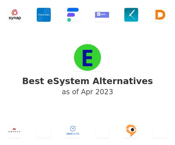 Best eSystem Alternatives