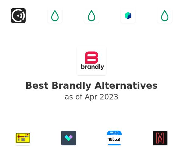 Best Brandly Alternatives