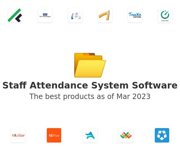 Staff Attendance System Software