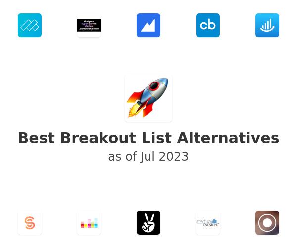 Best Breakout List Alternatives