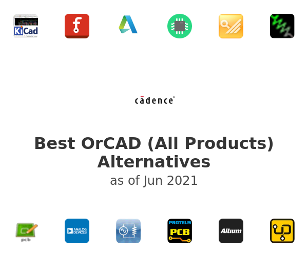 Best OrCAD (All Products) Alternatives