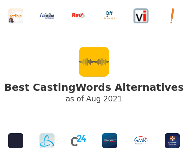 Best CastingWords Alternatives