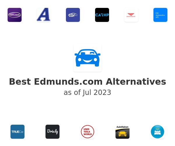 Best Edmunds.com Alternatives