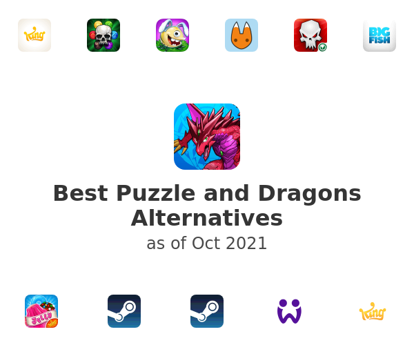 Best Puzzle and Dragons Alternatives