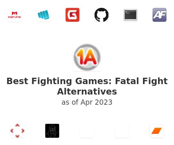 Best Fighting Games: Fatal Fight Alternatives