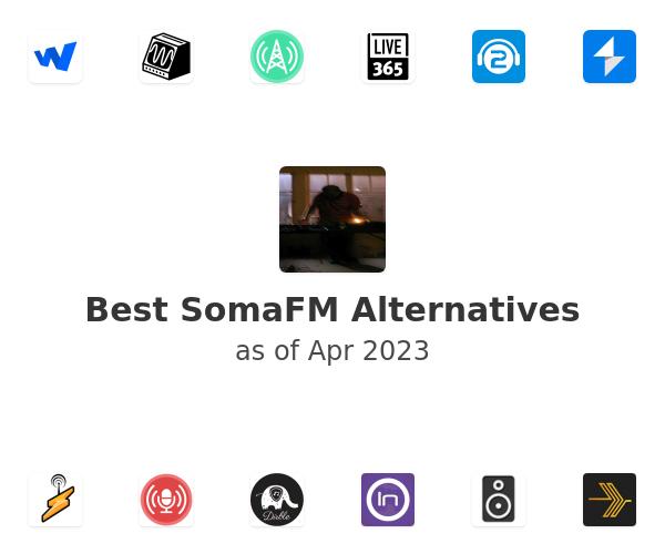 Best SomaFM Alternatives