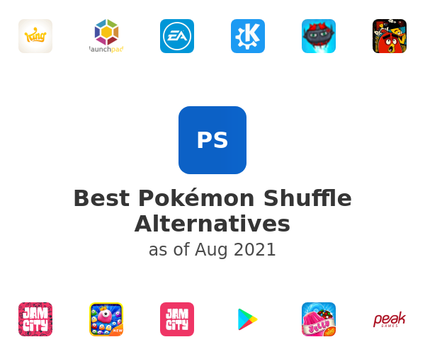 Best Pokémon Shuffle Alternatives