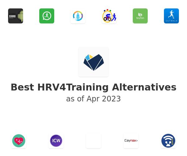 Best HRV4Training Alternatives