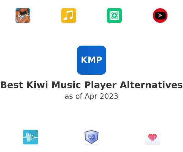 Best Kiwi Music Player Alternatives