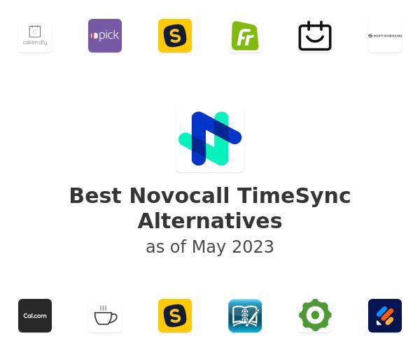 Best Novocall TimeSync Alternatives