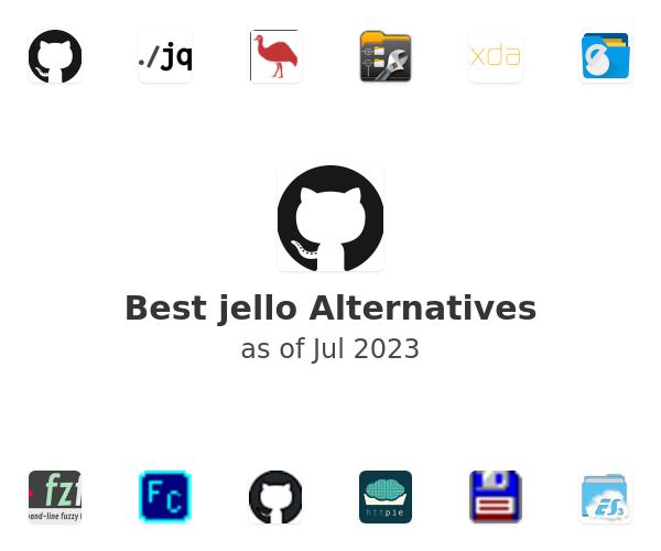 Best jello Alternatives