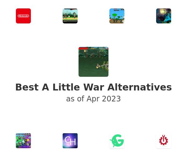 Best A Little War Alternatives