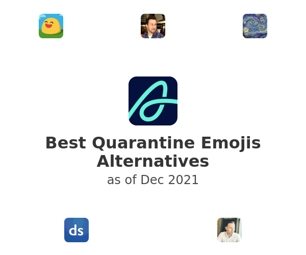 Best Quarantine Emojis Alternatives