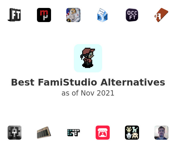 Best FamiStudio Alternatives