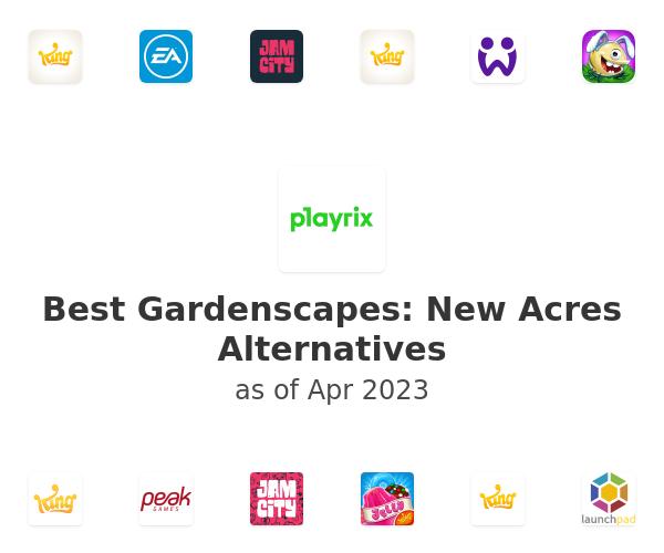 Best Gardenscapes: New Acres Alternatives