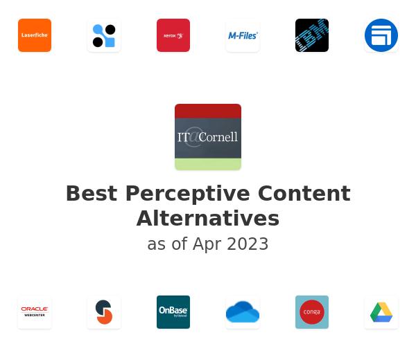 Best Perceptive Content Alternatives