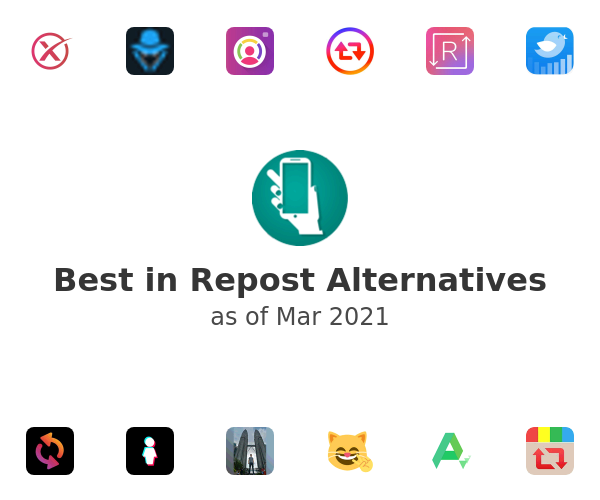 Best in Repost Alternatives