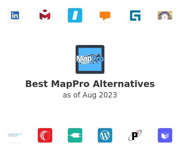 Best MapPro Alternatives