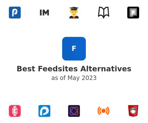 Best Feedsites Alternatives