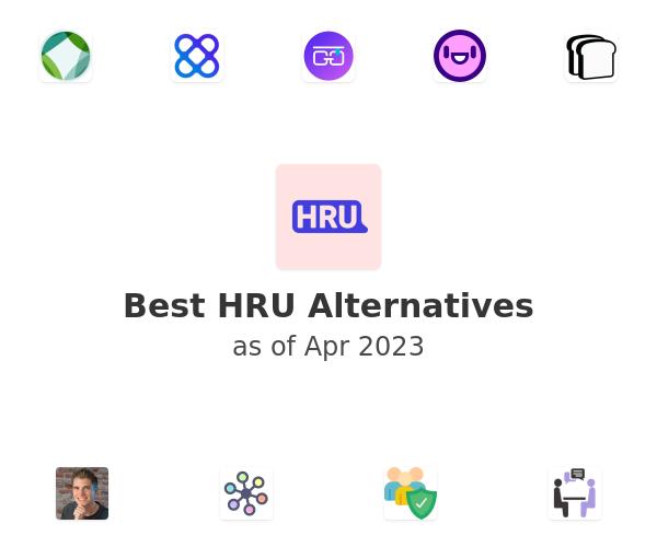 Best HRU Alternatives