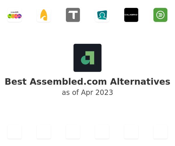 Best Assembled.com Alternatives