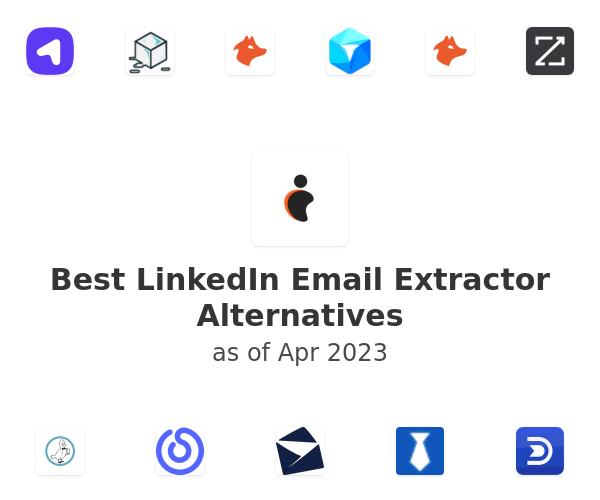 Best LinkedIn Email Extractor Alternatives