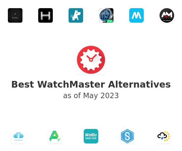 Best WatchMaster Alternatives