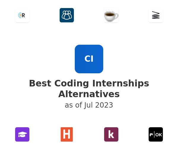 Best Coding Internships Alternatives