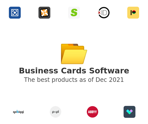 Business Cards Software