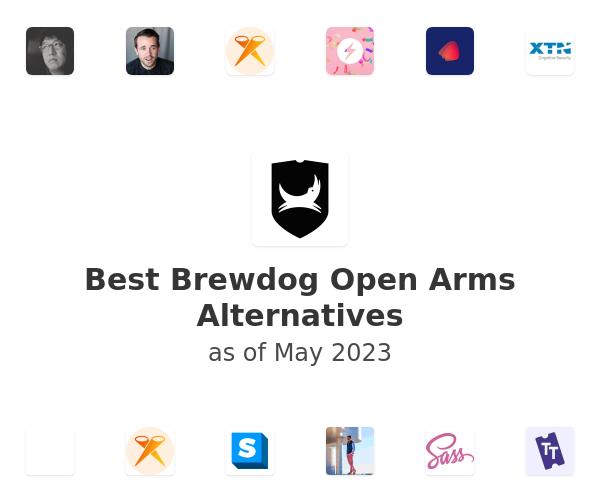 Best Brewdog Open Arms Alternatives