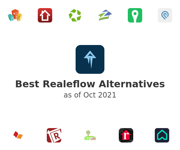 Best Realeflow Alternatives
