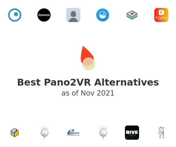 Best Pano2VR Alternatives