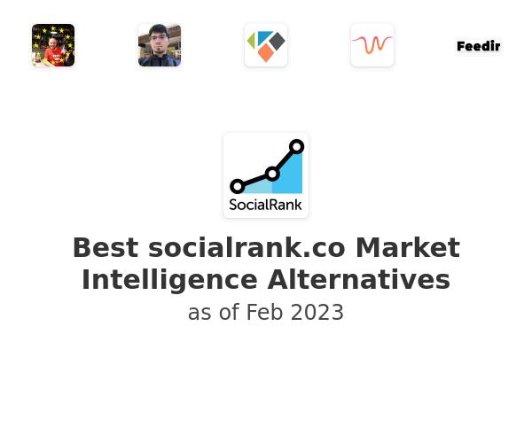 Best Market Intelligence Alternatives