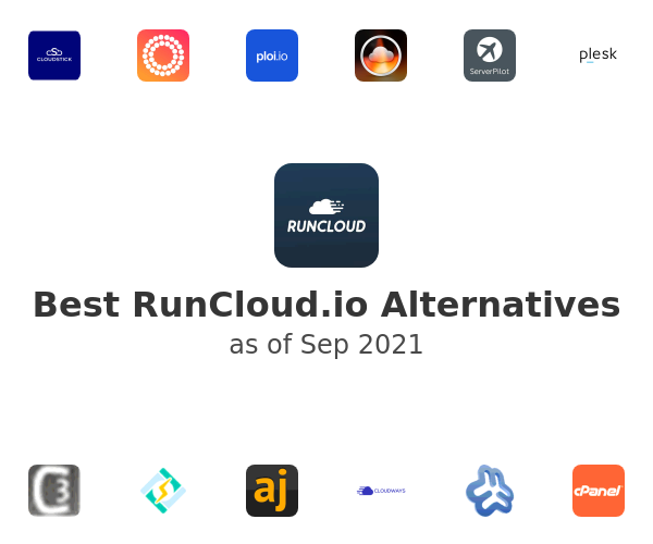 Best RunCloud.io Alternatives
