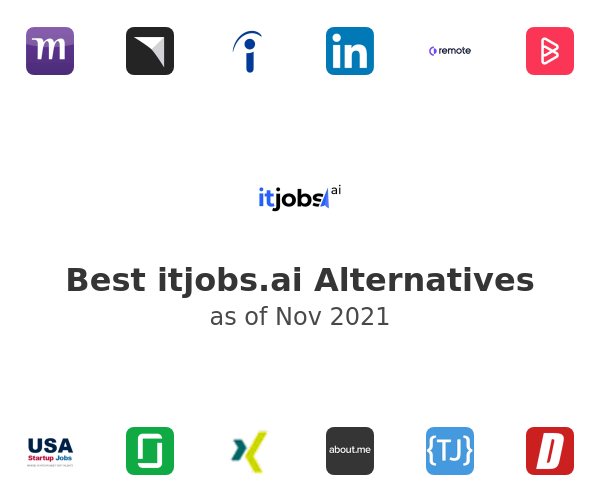 Best itjobs.ai Alternatives