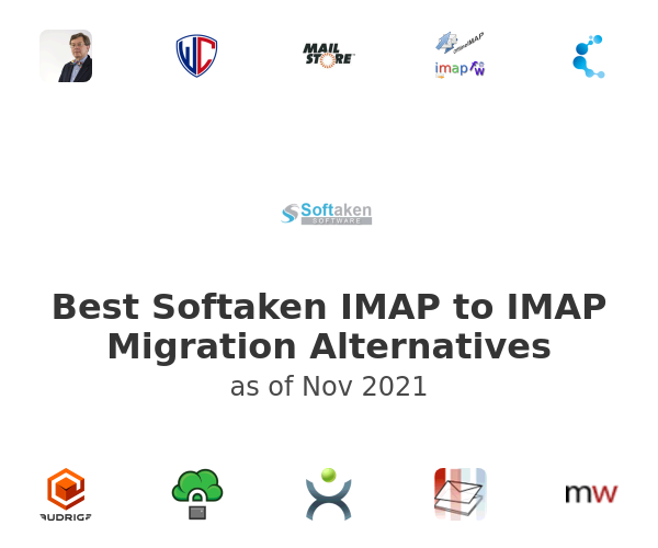 Best Softaken IMAP to IMAP Migration Alternatives