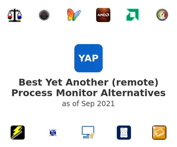 Best Yet Another (remote) Process Monitor Alternatives