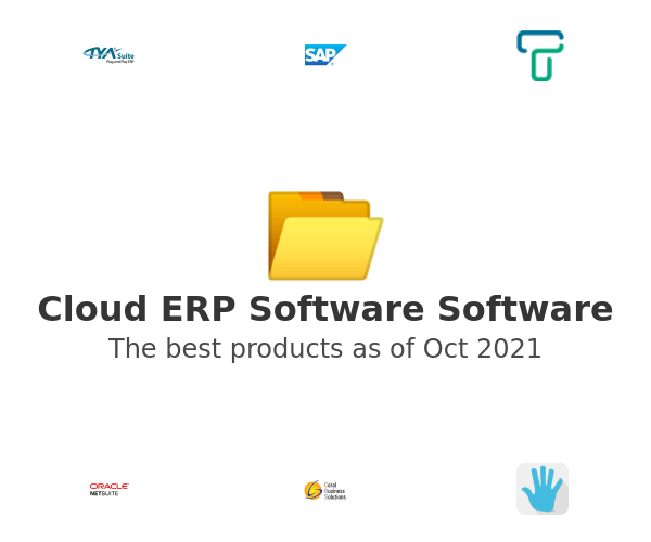 Cloud ERP Software Software
