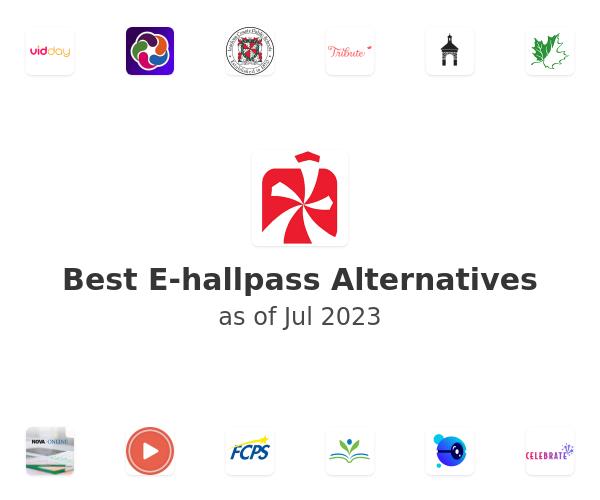 Best E-hallpass Alternatives