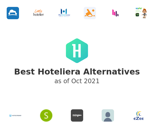Best Hoteliera Alternatives