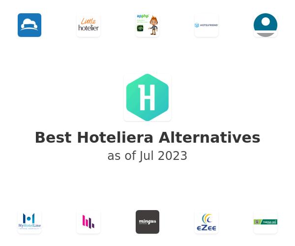 Best Hoteliera Alternatives