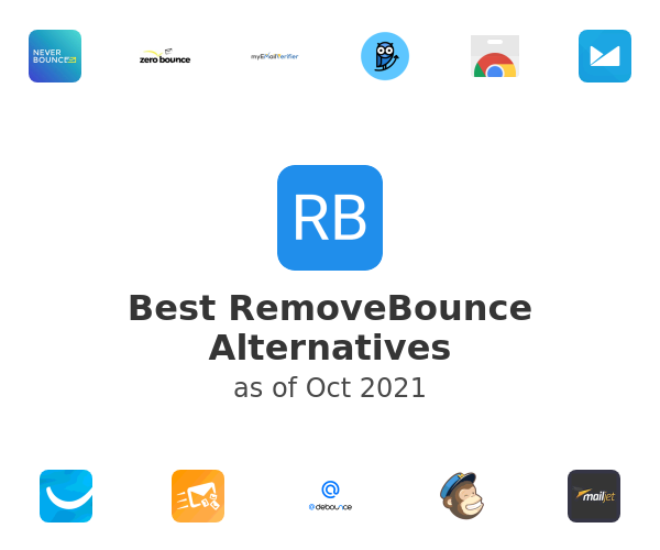 Best RemoveBounce Alternatives