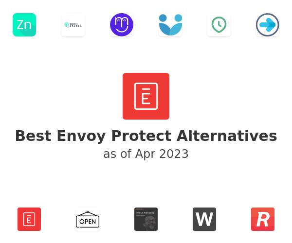 Best Envoy Protect Alternatives