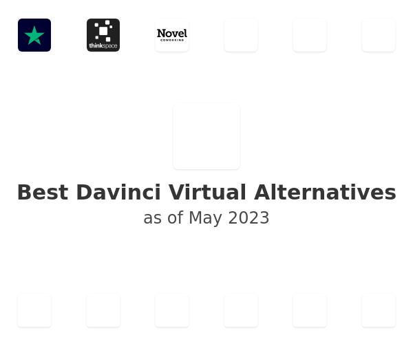 Best Davinci Virtual Alternatives