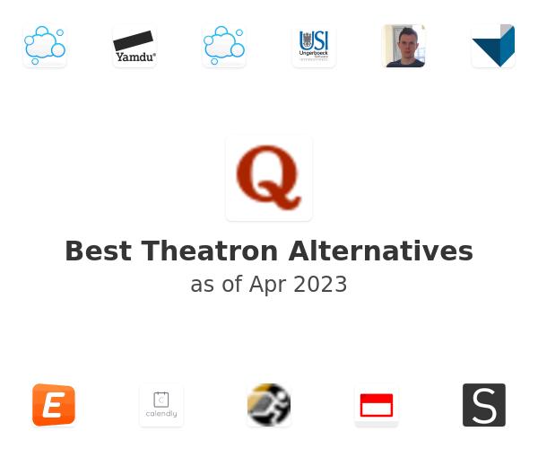 Best Theatron Alternatives