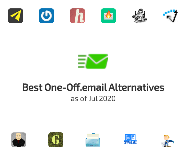 Best One-Off.email Alternatives